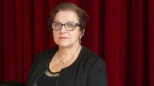 Parikkalan hallintojohtaja Marjatta Laukkanen.