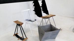 Mathildedahlin designtapahtuman antia.