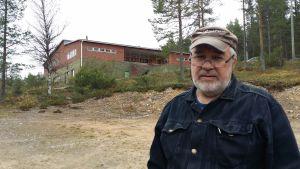 Juha Pikkarainen ja Perävaaran huvikeskus