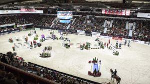 Horse Show kerää jälleen kärkinimet Helsinkiin.