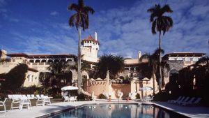 Donald Trumpin kartano Mar-a-Lago Palm Beachilla.