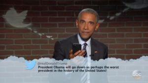 Presidentti Barack Obama.