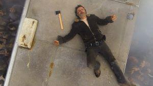 Walking Deadin Rick (Andrew Lincoln).