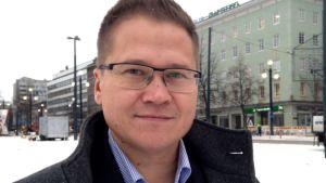 Perussuomalaisten kansanedustaja Rami Lehto