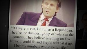 Tämä Trump-meemi on liian hyvä ollakseen totta.