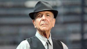 Hallelujah-hitin isä Leonard Cohen.