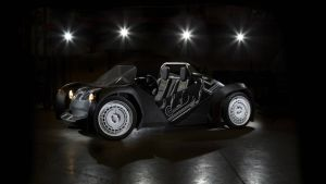 3D printattu auto.
