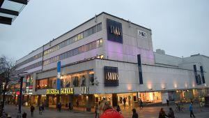 Jyväskylän Sokos-keskus.