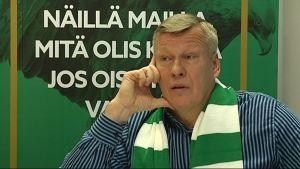 Jalkapalloseura FC KTP:n uudeksi valmentajaksi on valittu Jari Jallu Rantanen.