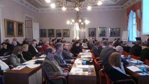 Rauman valtuuston budjettikokous 28.11.2016