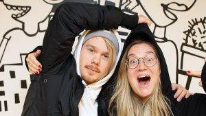 Sonny ja Venla Kokkonen