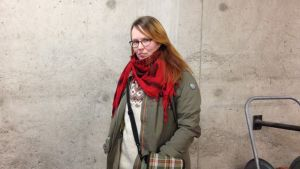 Kirjailija Helena Waris