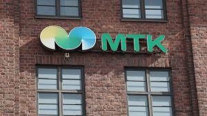 Maa- ja metsätalousjärjestö MTK.