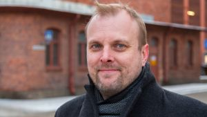 Tampereen apulaispormestari Pekka Salmi.