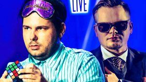 Heikki Helastinen ja Musta-Pekkaruuska järjestivät hullun show'n Tavastialla.