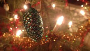 Koristeltu joulukuusi