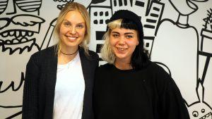 Vesta Anne Lainnon vieraana Uuden musiikin aamuvuorossa.