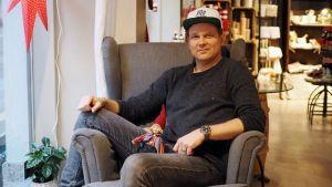 Antti Luusuaniemi ei usko, että on uransa huipulla vielä moneen vuoteen.
