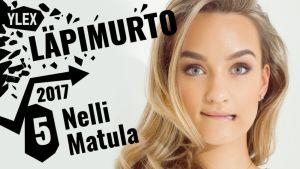 Nelli Matula on yksi kiinnostavimmista tulokkaista.