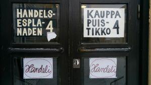 Vaasan kaupunki jatkaa kuntouttavaa työtoimintaa väliaikaisesti Handelissa.