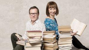 Seppo Puttonen ja Nadja Nowak.