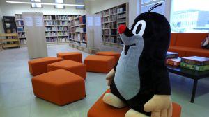 Vaajakosken uusittu kirjasto