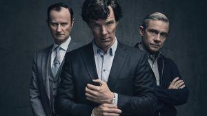 Uuden Sherlockin neljännen kauden päätösjakso nähdään Netflixissä 16. tammikuuta.