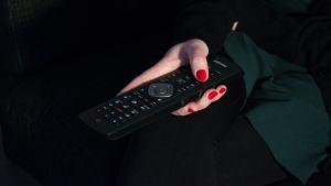 TV:n kaukosäädin
