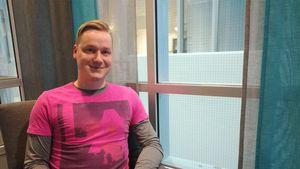 Marko Viinikainen kirjoittaa elämästään blogissa Perhe, syöpä ja ironman.