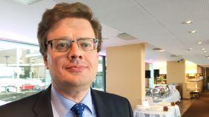Asianajaliiton puheenjohtaja Jarkko Ruohola