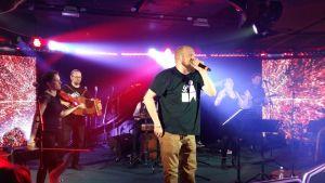 Paleface, Laitakaupungin orkesteri, Folklandia 2017