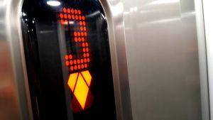 hissi kolme merkki symboli kerros
