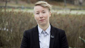 Viima Lampinen Seta ry:n puheenjohtaja.