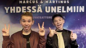 Marcus & Martinus.