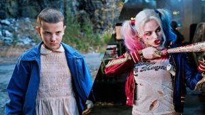 Stranger Thingsin Eleven (Millie Bobby Brown) on kova mimmi. Vaikka Harley Quinn (Margot Robbie) oli ihana, ei hänenkään avulla pelastettu Suicide Squad -leffaa.