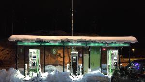 latausasema Norjassa