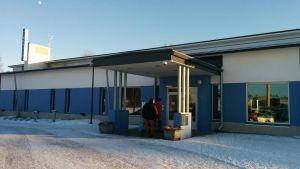 Alajärven uimahalli valmistui 2013.