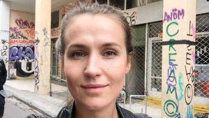 Maria Ritola-selfie
