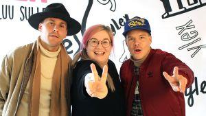 JVG ja Venla Kokkonen