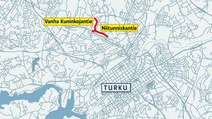 Turku Kartta.
