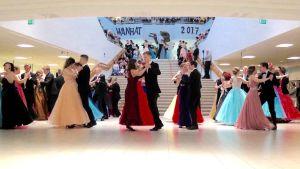 Vanhojen tanssit Tampereella