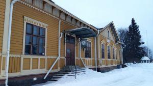 Suonenjoen vanha rautatieasema