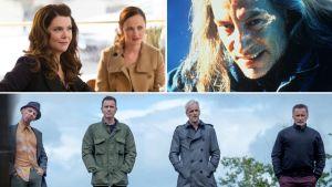 Gilmoren Tyttöjen ja Trainspottingin jatko-osat ovat jo ilmestyneet, Twin Peaksin jatko-osa ilmestyy tänä vuonna.