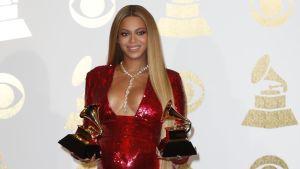 Beyoncé voitti aiemmin tänä vuonna kaksi palkintoa Grammy-gaalassa.