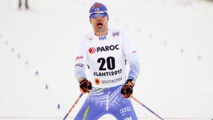 Lari Lehtonen MM-Lahti