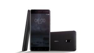 Uusi puhelinmalli Nokialta.