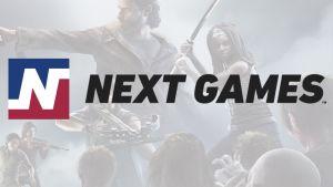 Next Games logo.