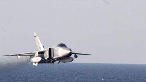 suhoi su-24 lentokone
