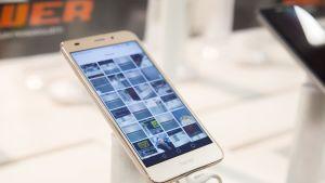 Honor7 älypuhelin.