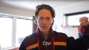 Aslak Holmberg video